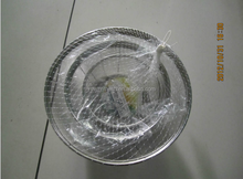 stainless steel wire mesh kitchen cooking basket