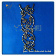 Modern Hot Selling Top Quality Decorative Iron Window Grills