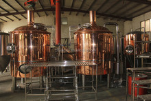 1000L commercial craft and draft beer brewing machine and facility for sale