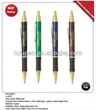 Laser Engraved Promotional Slim Metal Pen (Lu-4011)