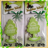 Powder Shape and Air Fresheners Type paper scented