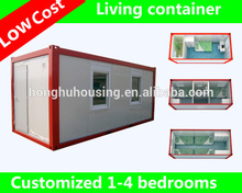 20ft china prefab container à venda