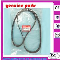 7 Ribs Small Auto Fan Belt Black v-ribbed Belt For ACCOR(D) 38920-RBB-E03