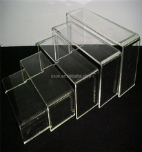Eco-friendly delicated personalized acrylic riser online shopping india