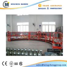manufacturer of ZLP series construction suspended platform