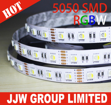 Hot sales CE/RoHS approval led rgbw stripe 5050 ip65