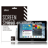 Computer mirror screen protector for Samsung galaxy tab 2 10.1 P5100