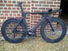 Carbon TT Bike Complete Time Trial Bike