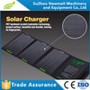portable solar energy supply solar panel powered charger bag for laptop