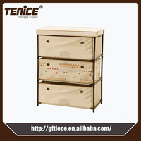 Best design assembled corner folding furniture shoe rack