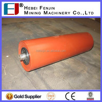 High Quality Conveyor Steel Roller Carrier Trough Roller For Mining Used