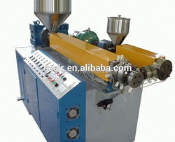 made in china drink straw making machine/drink straw extruding machine