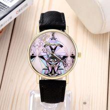 Stylish Women Watch fashion casual new quartz leather watch colorful jigsaw high quality feminine round dial wristwatches