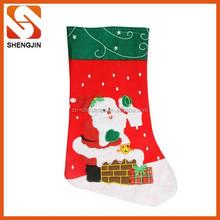 most popular decoration bulk christmas stocking