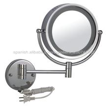 HSY99 hotel extensible espejo del baño ajustable