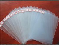 Germany machine hight quality plastic pvc transparent film