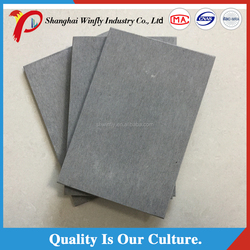 2016 hot sale china manufacturer fireproof outdoor non asbestos fiber cement siding board
