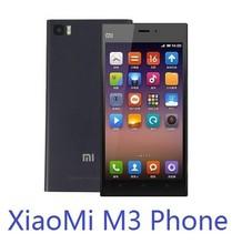 Original xiaomi M3/mi3 phone Quad-Core 2.3GHz 2GB RAM 16GB ROM 13.0MP+2.0MP camera