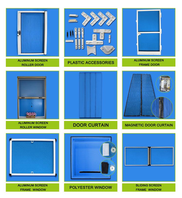 ADFORS Standard Window Screen 36  x 84 Charcoal