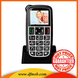 1.8INCH GPRS/WAP GSM Big Keyboard Big Font 2 SIM Card Quad Band MTK6260M Elder Phone Manufacturer T02