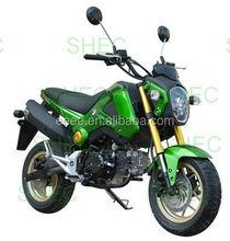 Motorcycle foot pegs rear set rest