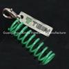 hot sale car parts keyring .BBS wheel keychain .Tein spring keyring .Turbo Keyring