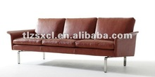 Dyeing firm embossed faux furniture leather TL3-A