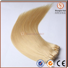 Large Stock 5A+ Grade real girl pussy hair extension remy hair
