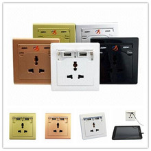usb wall socket 240v
