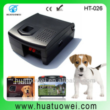 Wireless remote invisible electric dog fence