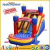 New funny toy car slide,inflatable playground indoor slide for children