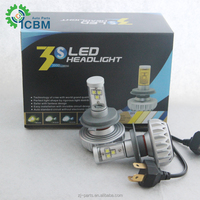 LED High Power Lamp Car H1 H3 H4 H7 9005 9006 LED Light LED Car Headlight