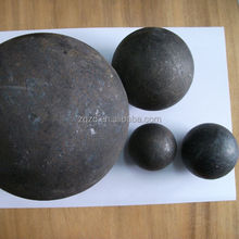 high hardness 40mm forged and casting grinding ball