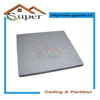 6mm Fiber cement boards for interior garage wall finish materials