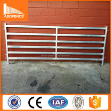 high quality portable and permanent galvanized goat and sheep yards, sheep yard panels, sheep panels (Anping ASO)