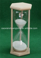 Hot Sale Wooden Minute Sand Timers ,Cute Sandy timers, Antique Wooden Hour Glass Timers