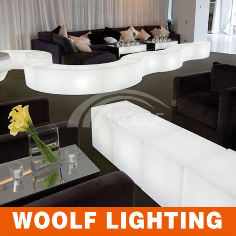 현대 생활에 LED 조명 색상 저렴한 파티오 가구-정원 세트 -상품 ID ...