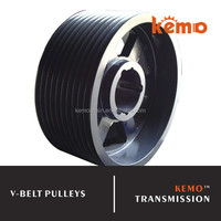 Agricultural machinery V belt pulley