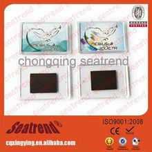 Rectanglar blank acrylic fridge magnets