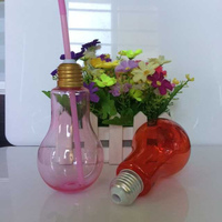 plastic juice bottle like lamp 200ml & 280ml