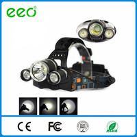 2015 china supplier led head lamp motorcycle XML T6 LED Headlamp Headlight flashlight head light lamp 18650
