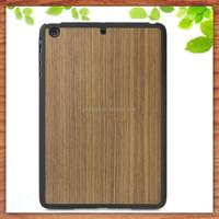 alibaba china gold suppliers walnut wood back real wood snap case for ipad mini 2/3