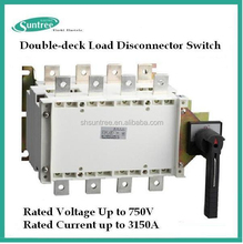 Electrical Isolation Circuit Switch 2000A Zhejaing Manufacture