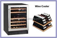 116L 24'' avanti 28 bottle wine cooler