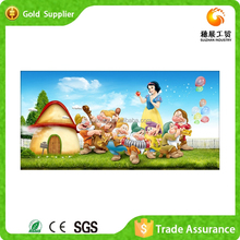 2015 attractive design popular cartoon picture gifts & crafts 5d diy kids diamond painting