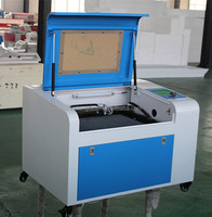 Lowest price Liaocheng co2 laser cutting and engraving machine