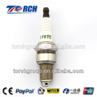 China biggest spark plug factory made A7TC/A7RTC replace U22FS-U for motorcycle igniton plugs