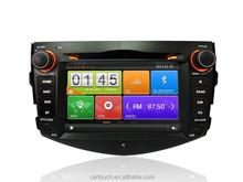 for Toyota RAV4 2012 dvd car audio gps navigator