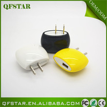 2015 New products cute usb charger for mobiles interesting products from china