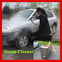 12V*4 30bar diesel steam washer car wash, steam washer car